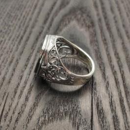 Мужские перстни из серебра
