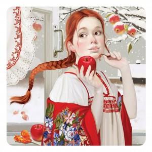 Идеал женской красоты у древних славян