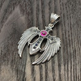 Крест с крыльями Архангела